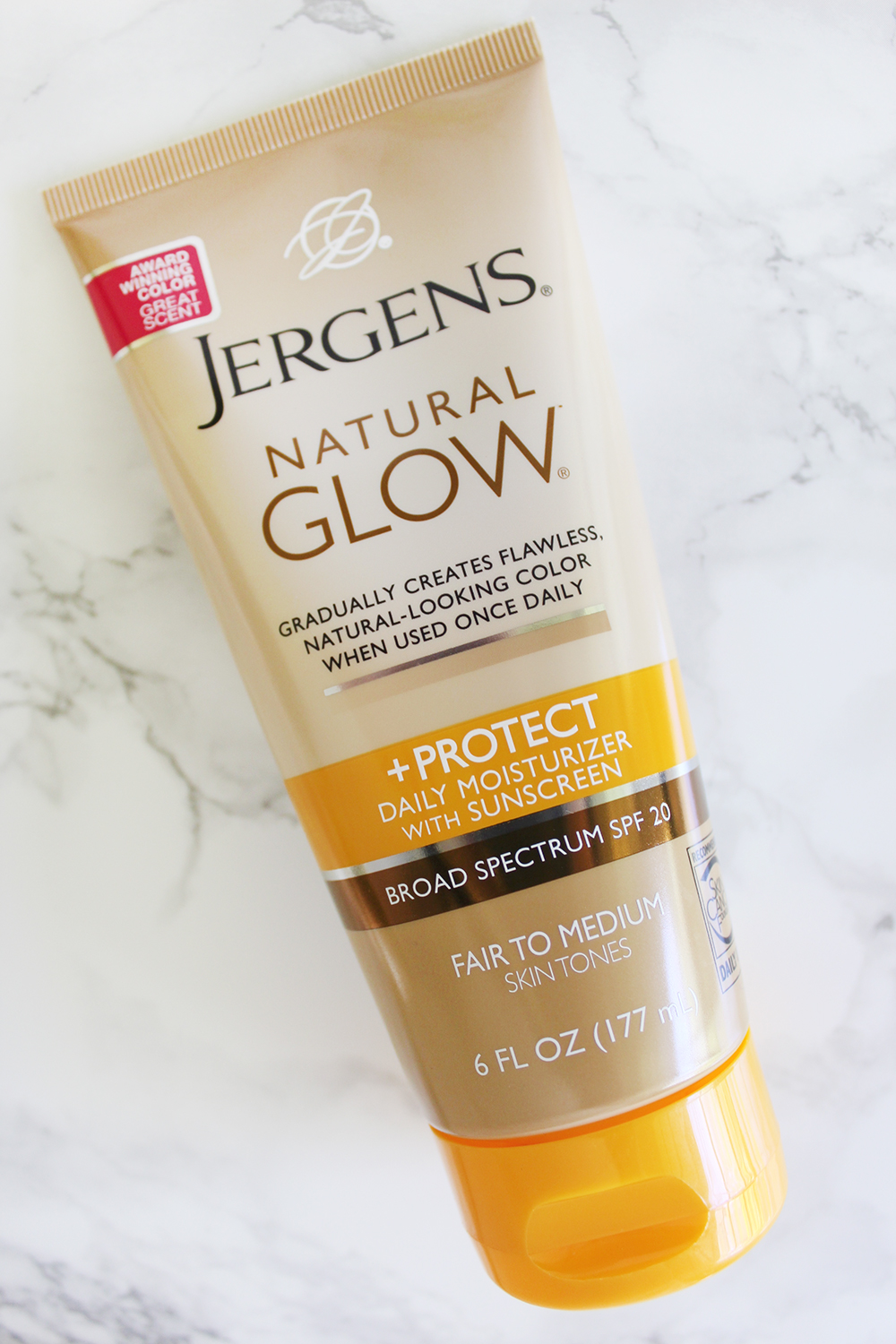 Jergens Natural Glow Face Daily Moisturizer Coupon