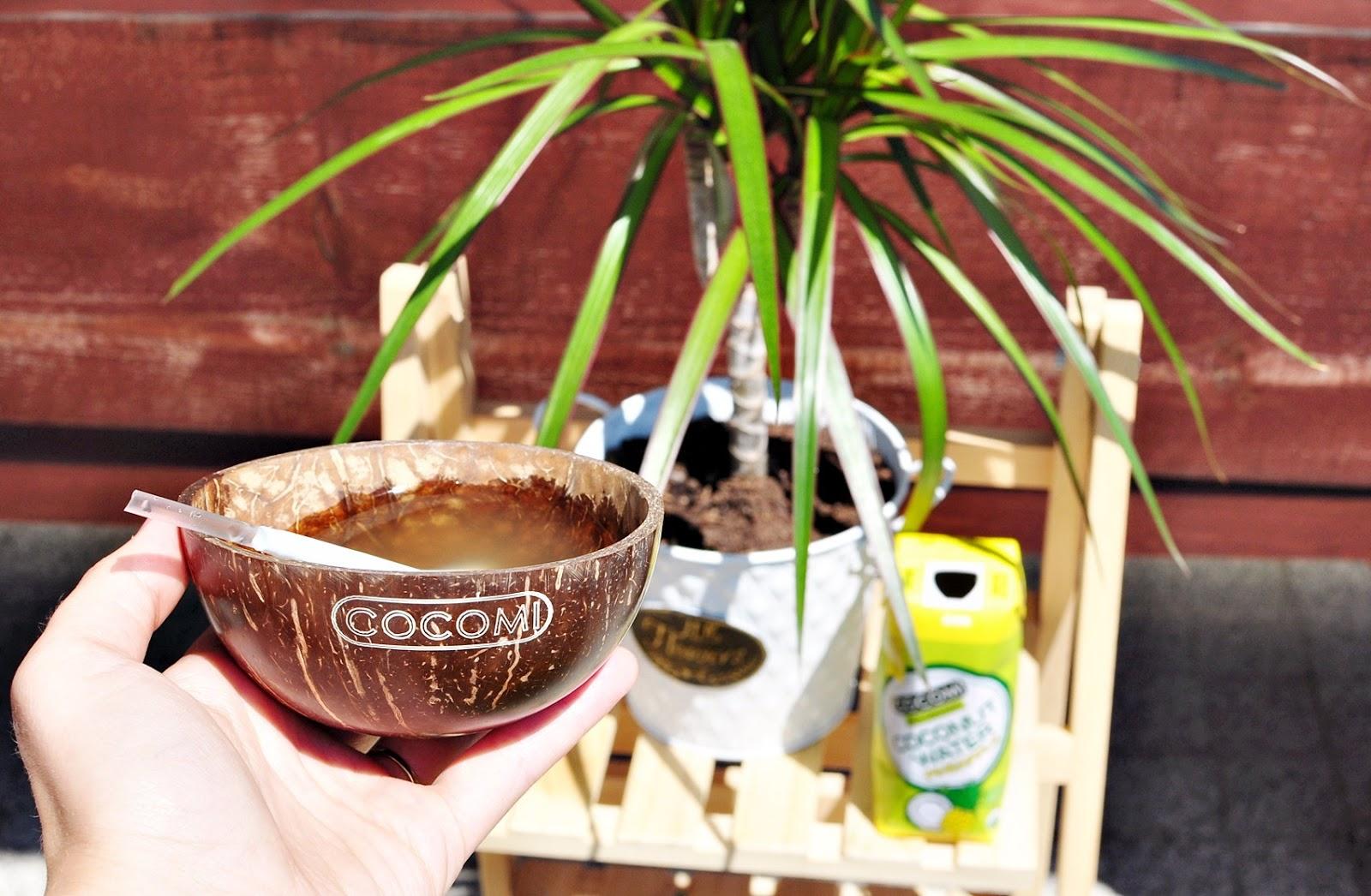 Woda kokosowa i jak rozpoznać zdrową żywność