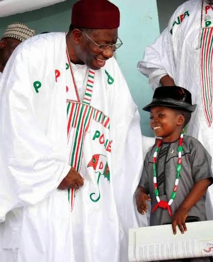 000 My Successor Must be Younger than Me – Pres. Jonathan