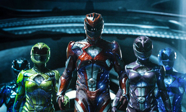 Review: POWER RANGERS (2017)
