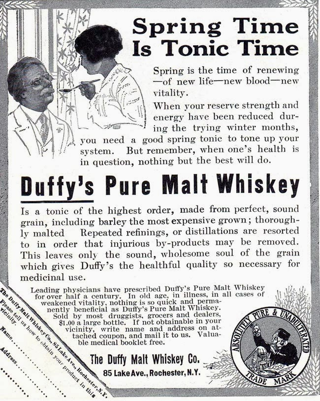 sipp n corn false advertising and the legacy of duffy s pure malt