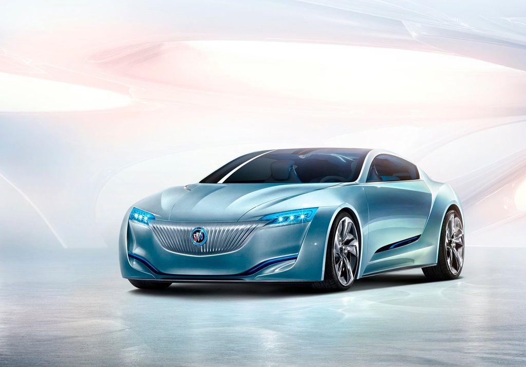 Luxury Vehicle: Buick Riviera Concept 2013