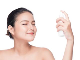 gunakan facial spray