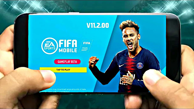FIFA 19 Mobile Update Android 50 MB High Graphics