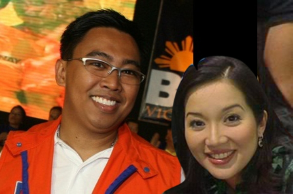 cheziamachismo: Kris Aquino in Rift with Junjun Binay Over ...