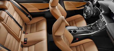 2016 Lexus IS 200t Review