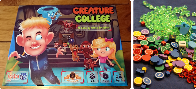 Creature College - Happy Otter Games
