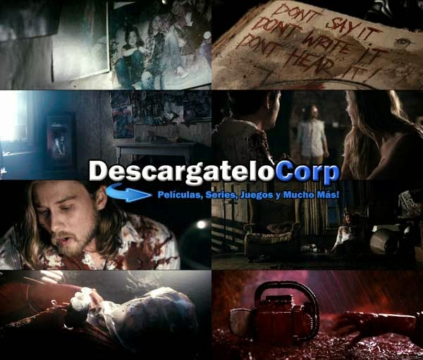 Descargar Evil Dead DVDRip Latino