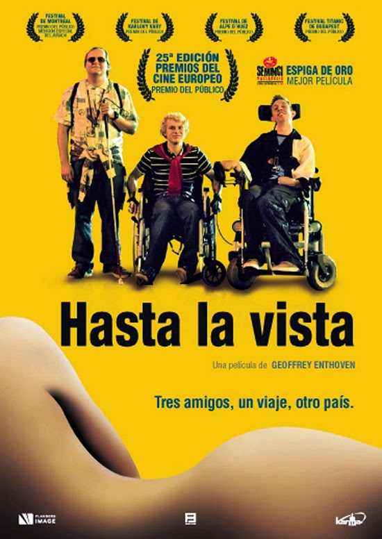 Hasta la Vista / Come as You Are (2011) DVDRip ταινιες online seires oipeirates greek subs
