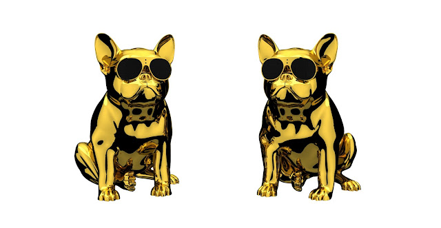 Limited Edition AeroBull XS1 Chrome Gold