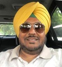 MLA Kuldeep Singh Vaid