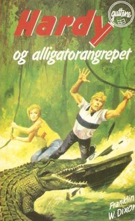 Hardyguttene og alligatorangrepet