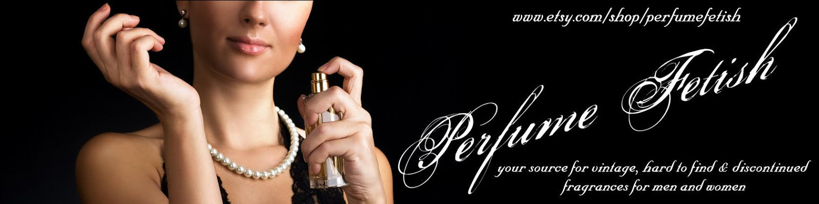 Your Source for Vintage Fragrances