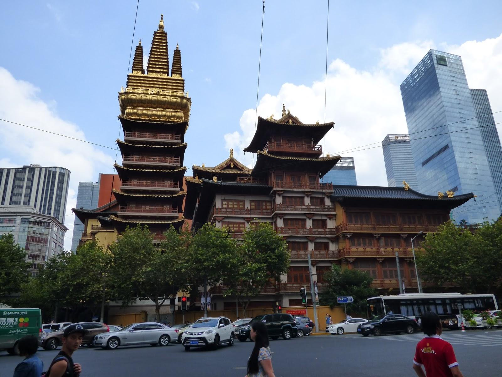 Jing'an templom