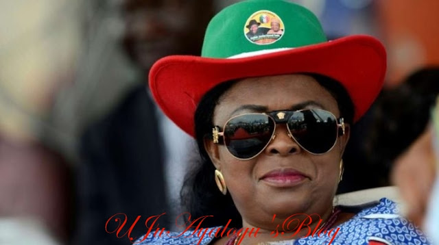 Ex-First Lady's $15.5m stolen from govt, agencies—-EFCC