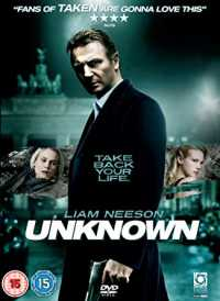 Unknown 2011 Hindi English Movie Download Bluray