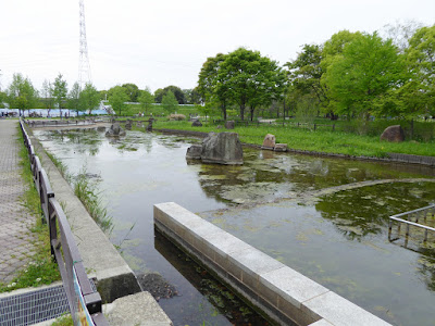 深北緑地公園 水辺の広場