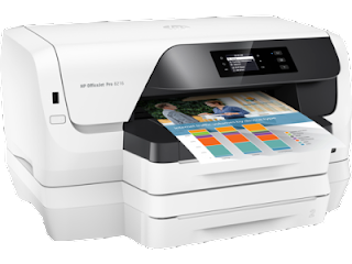 printer is the terrific close upward to appointment HP printer launched inwards  HP OfficeJet Pro 8218 Driver Download