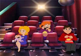 Cinema Madness - Juegos de Escape