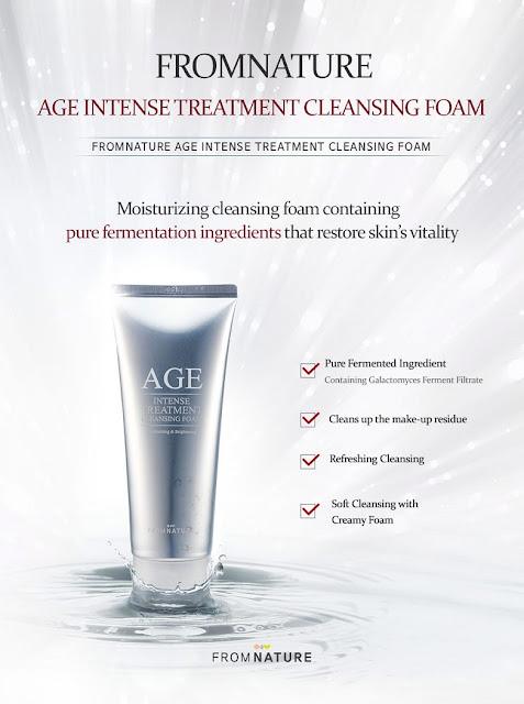 Fromnature Age Intense Treatment Cleansing Foam
