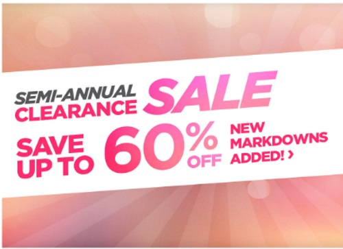 The Shopping Channel Semi-Annual Clearance Sale
