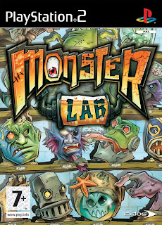 Monster Lab (PS2) 2008