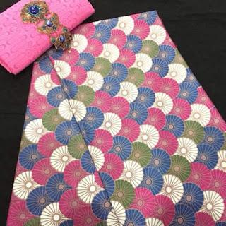 Kain Batik dan Embos 533 d pink