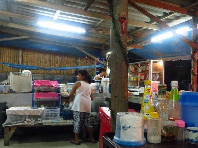 Тайская кухня в кафе