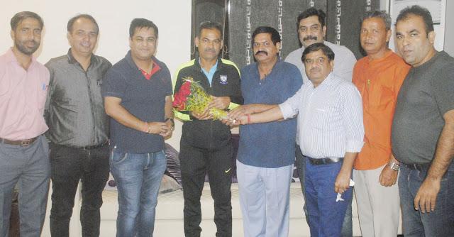 DCA congratulates Vijay Yadav on winning the Under-19 Asia Cup