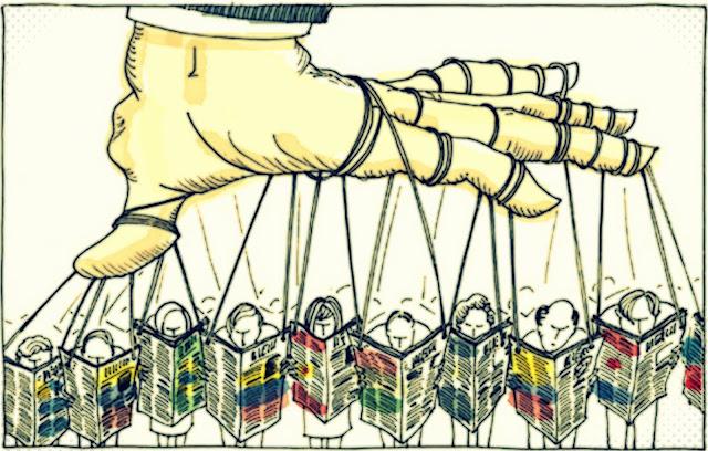 Las terribles 10 estrategias de manipulación masiva, reveladas por Noam Chomsky