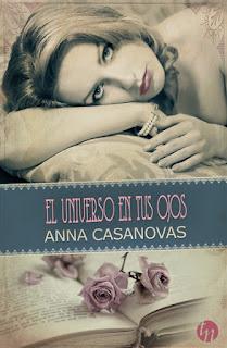 El universo en tus ojos-Anna Casanovas-Reseña