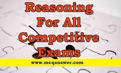 Reasoning for all competitive exams railway group d
