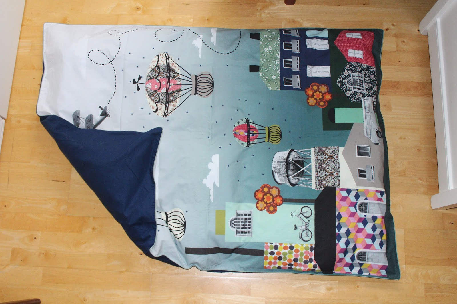 sengetøj med lynlås Mbunde: Sengetøj med luftballoner og lynlås sengetøj med lynlås