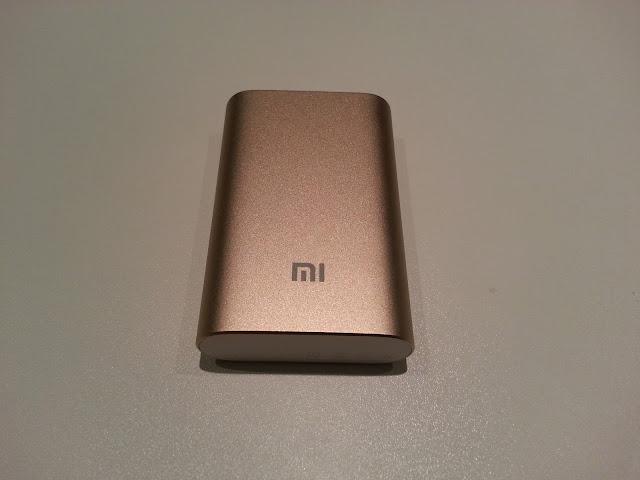 Μια βδομάδα παρέα με το Xiaomi Mi Power Bank (10000 mAh). Πρώτες εντυπώσεις - απόψεις.