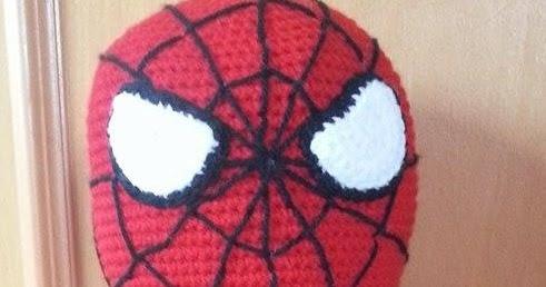 Häkelfieber Austria: Spiderman
