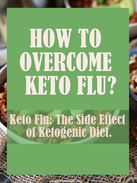How To Overcome Keto Flu?