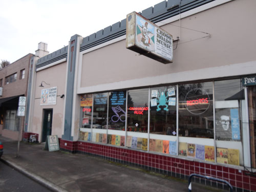 The Vinyl Record Collector Blog: Portland, OR