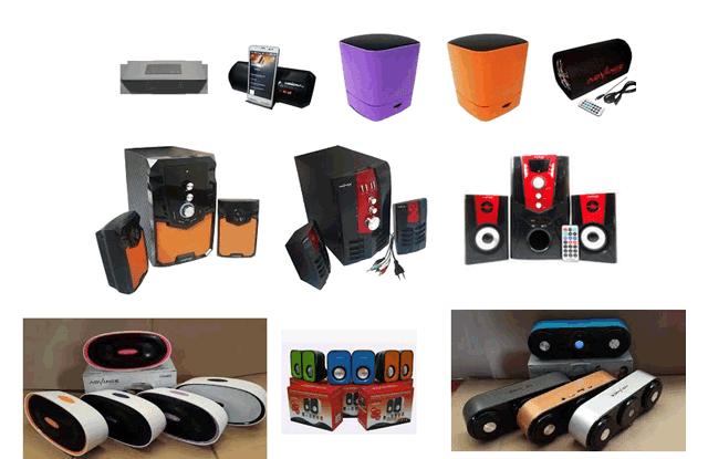 Harga Speaker Advance Bluetooth