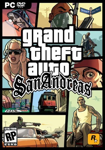 Secret Code (Password) Game Complete GTA San Andreas PS2