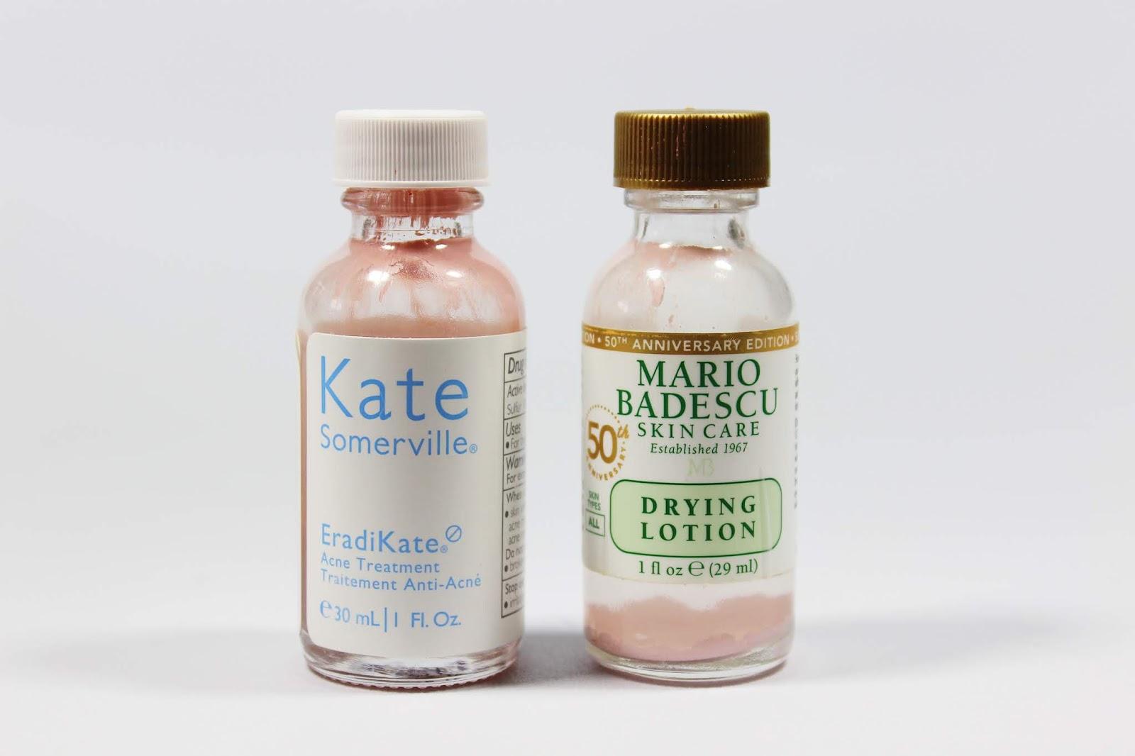 The Battle Of The Spot Treatments Kate Vs Mario The Ra