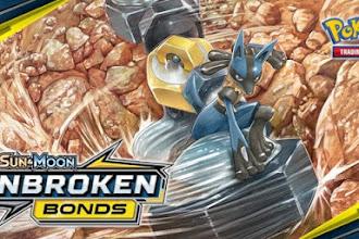Pokémon TCG - Unbroken Bonds & Detetive Pikachu