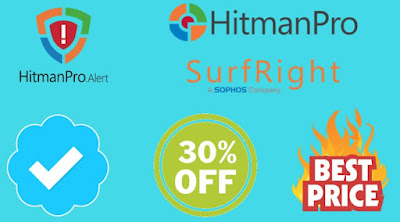 HitmanPro Alert Coupon Code, activation key, product key, serial number