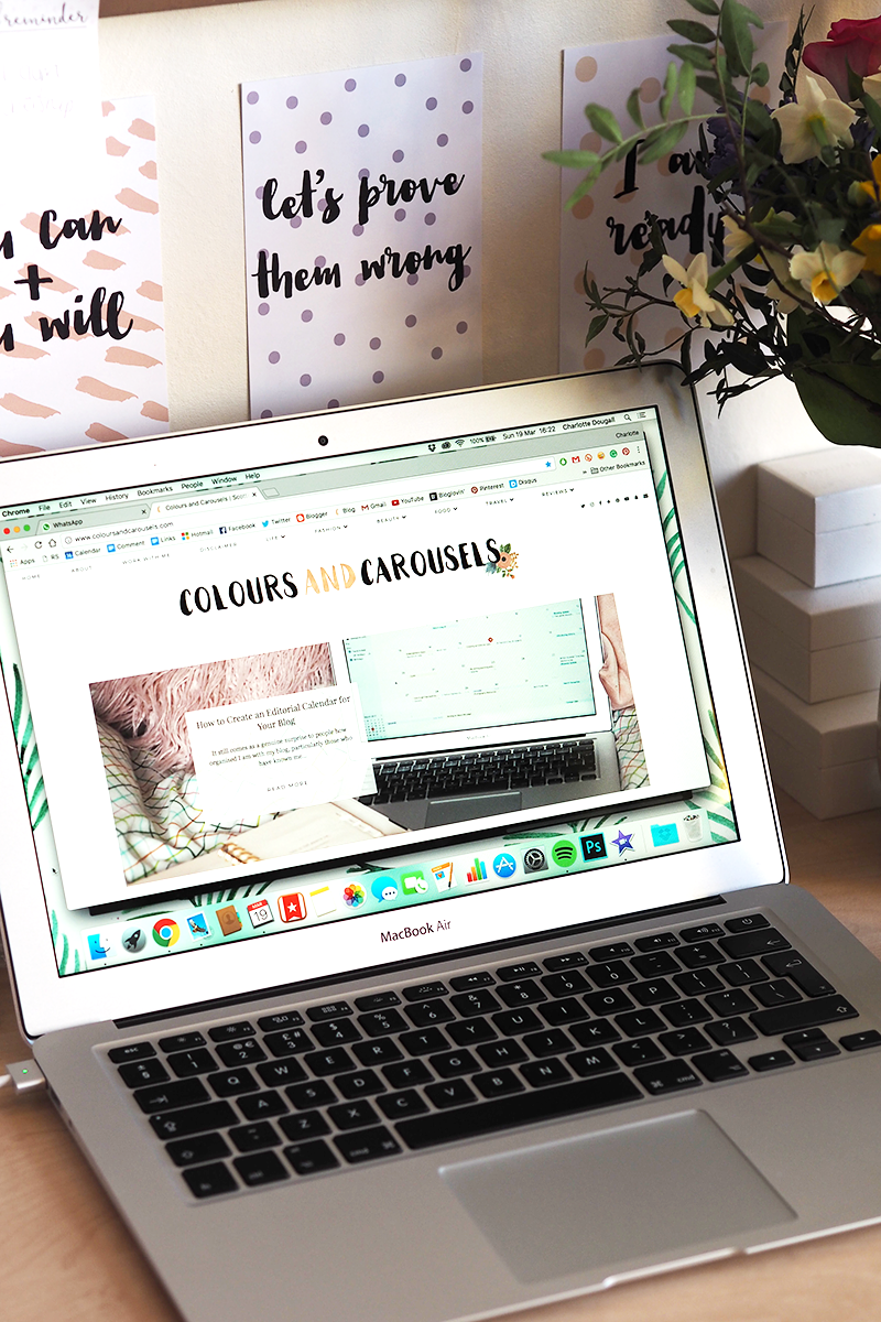 How To Get Press Samples Blogger | Colours and Carousels - Scottish Lifestyle, Beauty and Fashion blog