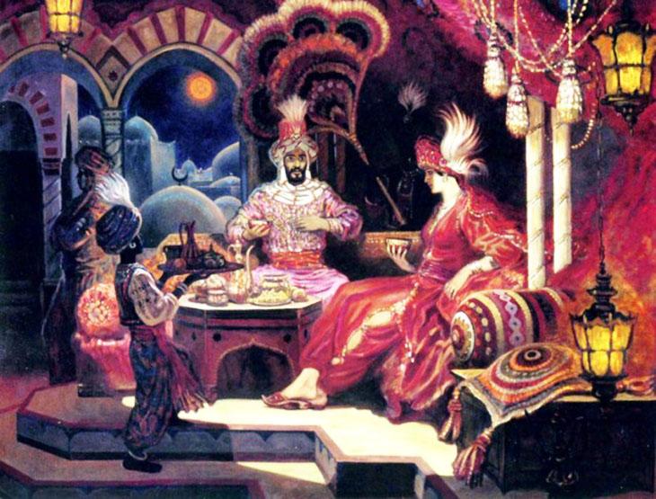 din, A, islamiyet, İslamiyet'in Babil'deki kökenleri, İslamiyet'in kökenleri, Allahın 99 ismi, Rakamlar ve Kuran, İslam ve putperestlik, Necromonicon, İbrahimi dinler ve paganizm, 99 isim, Babil, Babiller,