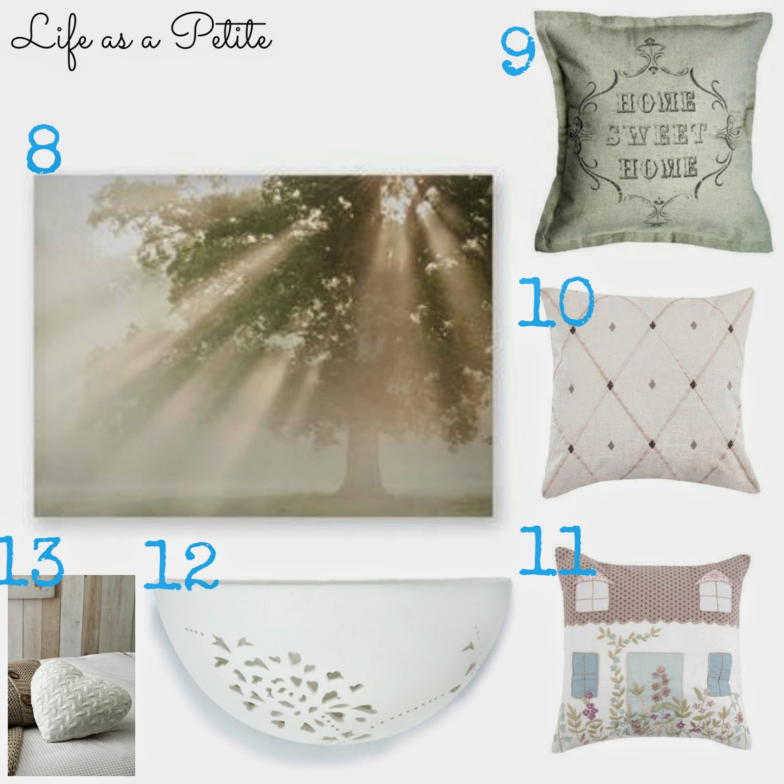 Homeware Haul || Life as a Petite