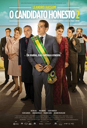 O Candidato Honesto 2 Filmes Torrent Download capa