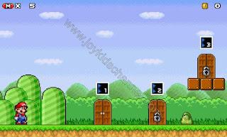 Super Mario Star Scramble, Супер Марио игра прохождение 2D