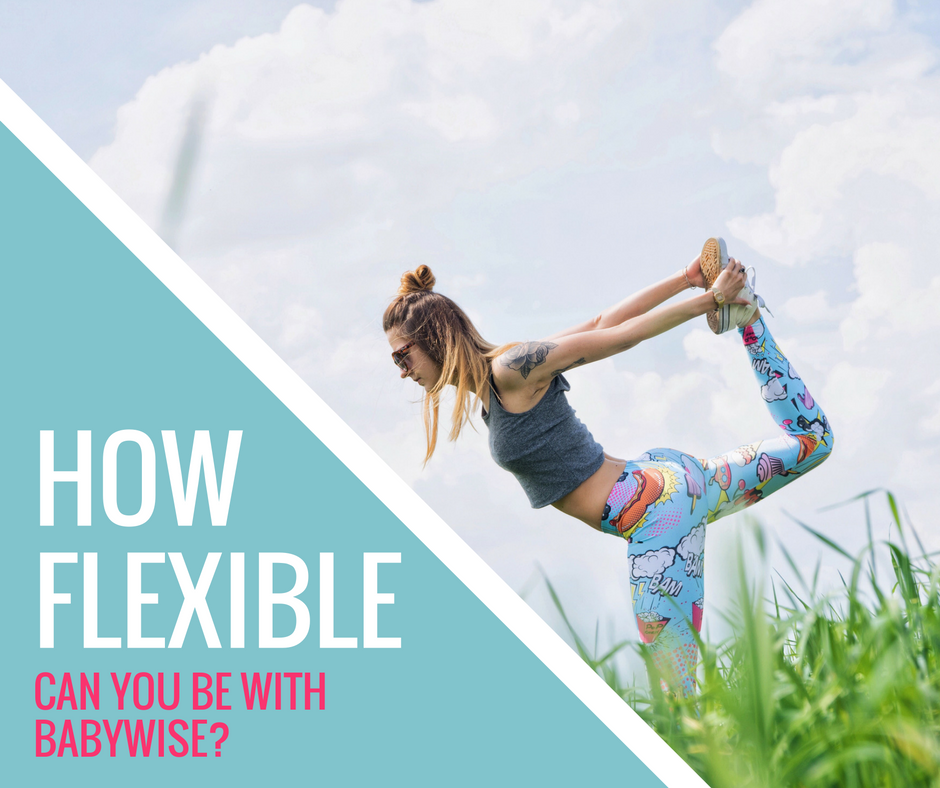 How Flexible Can I Be?