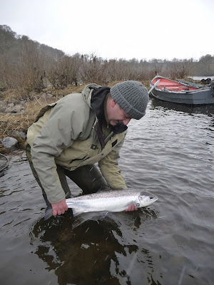 Salmon Fishing Scotland the Importance of Catch and Release of Atlantic Salmon in Scotland.