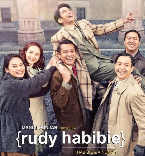 film rudy habibie, film drama indonesia terbaru 2016